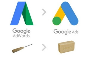 Google AdWords стал Google Ads